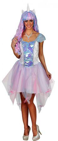 Kostüm Unicorn Einhorn Einhornkostüm Einhornkleid Gr.34-42 Karneval Fasching