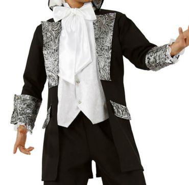 Kostüm Barock Rokoko Gehrock m. Hose Barockkostüm Herren Edel Pirat Fasching – Bild 2