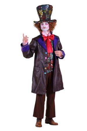 Excl. Hutmacher Kostüm 5tlg. Gr. M-3XL Märchenfigur Fantasy Karneval Fasching – Bild 1