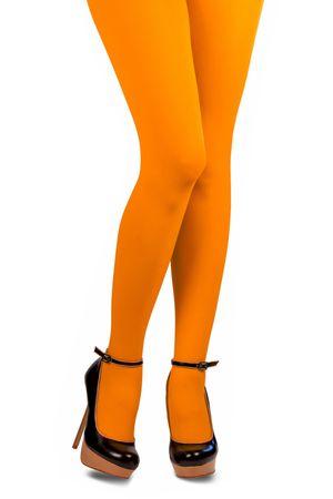 Nylonstrumpfhose Strumpfhose 70DEN Gr.S-M viele Farben Damenstrumpfhose Karneval – Bild 10