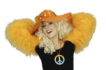 1 Paar Plüscharme Plüsch Arme Tierkostüme Hippie Armstulpen Karneval Fasching – Bild 1