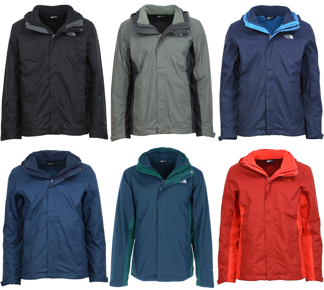 376aead3beb9 The North Face Men s Evolution II Triclimate