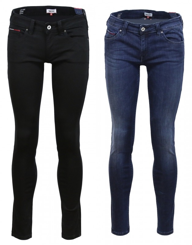 tommy hilfiger damen jeans sophie stbst skinny ebay. Black Bedroom Furniture Sets. Home Design Ideas