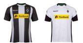 Borussia Mönchengladbach Herren Heim & Event Trikot