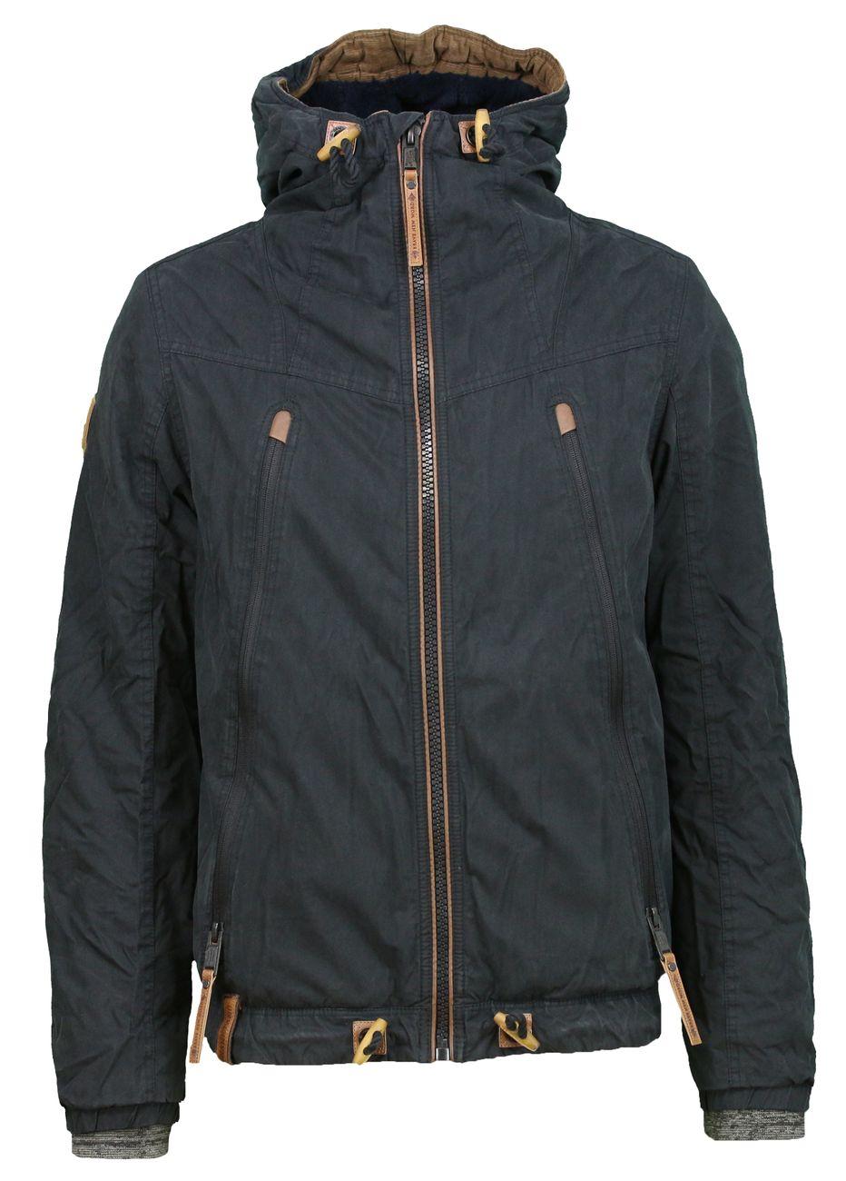 NAKETANO Dildo Junkie III Jacket for Men Green