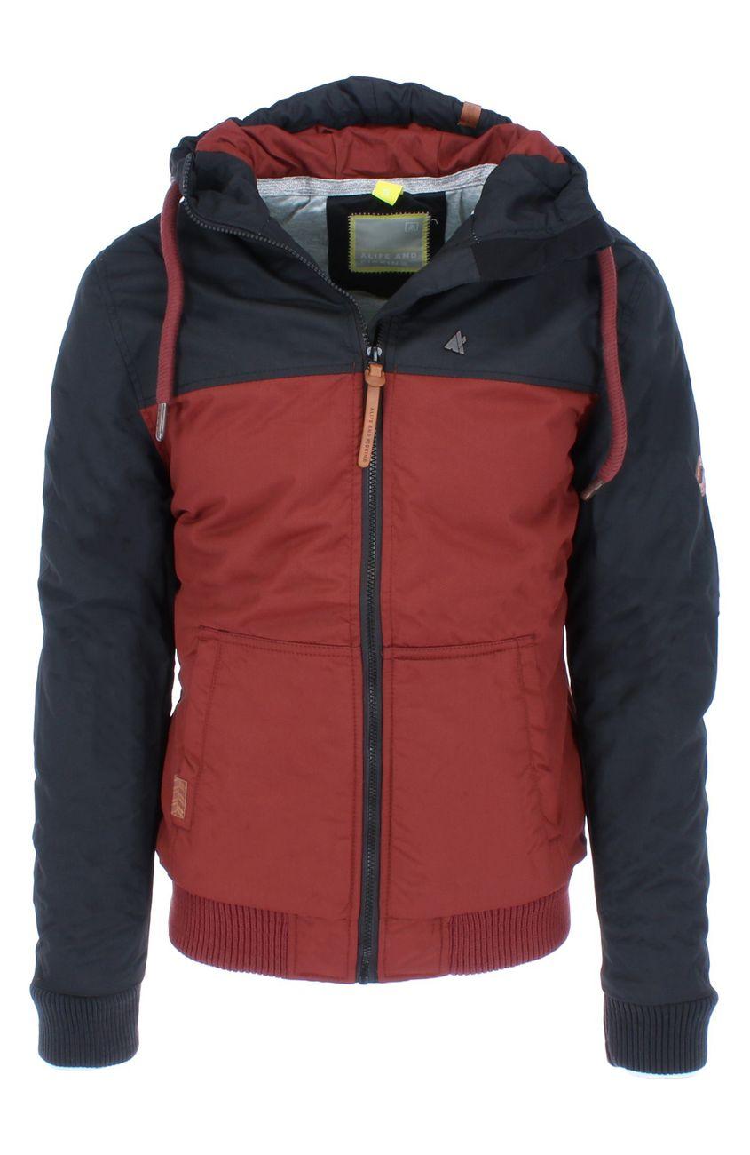 Details zu ALIFE AND KICKIN DON ESTEBAN Jacket Herren Winterjacke