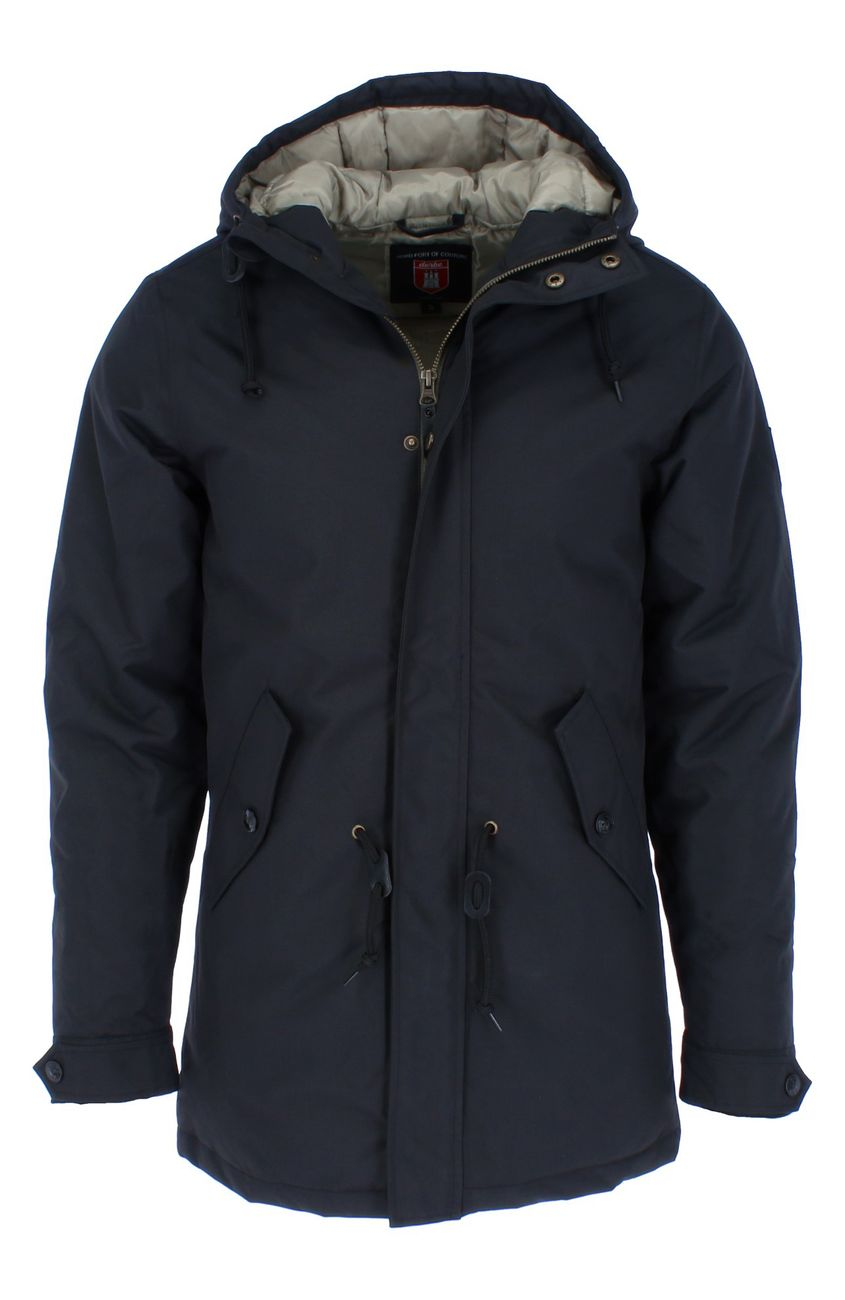 Details about Derbe Hamburg Watt 'N' N Young Winter Men's Winter Jacket