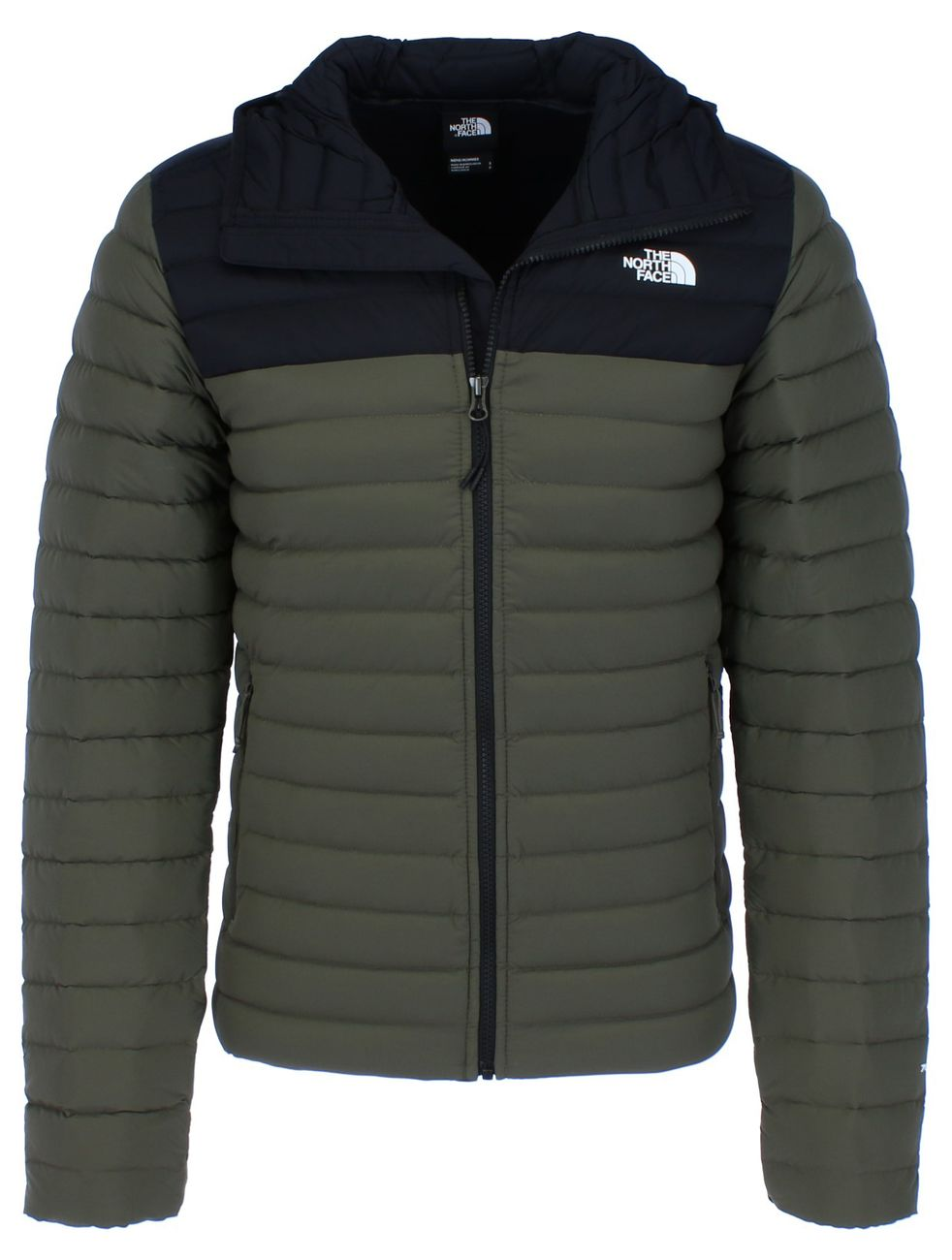 Details about The north face Stretch down Hoodie Mens down Winter Jacket with Hood