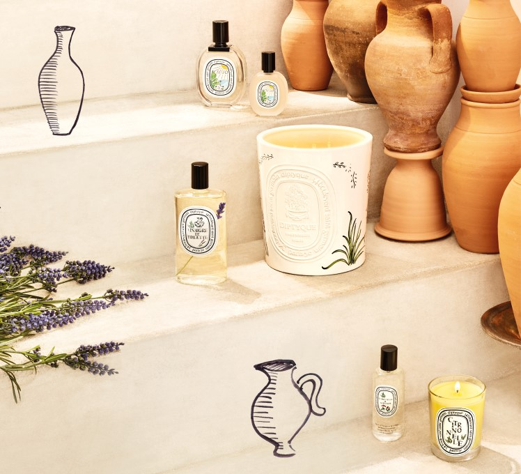 Diptyque SUMMER Collection