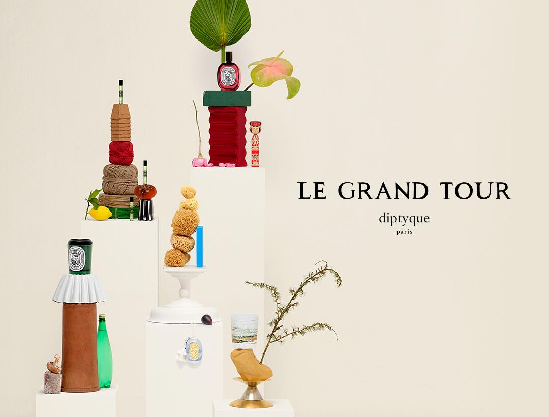 Le Grand Tour Diptyque