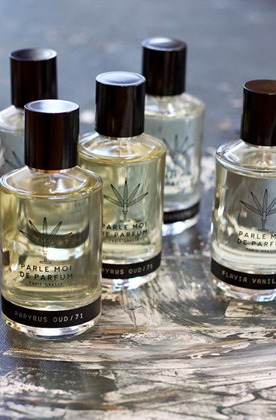 Parfums bei Das Parfum and Beauty