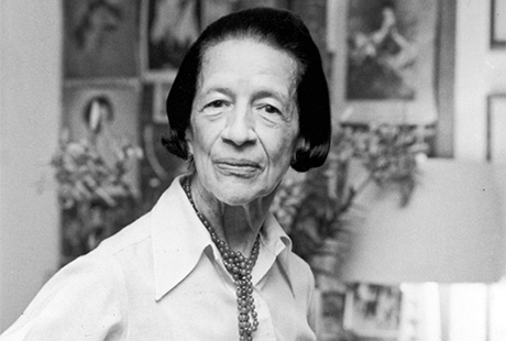 Diana Vreeland - namesake of a fragrance collection on Das Parfume & Beauty