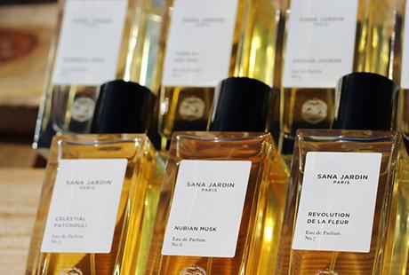 Perfumes of the brand Sana Jardin on Das Parfume & Beauty