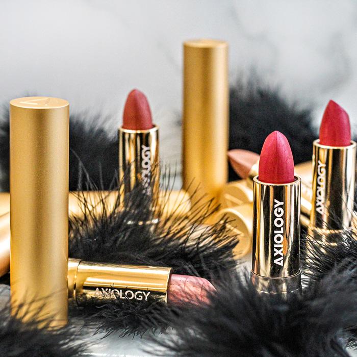 Lippenstifte der Marke Axiology