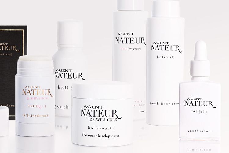 Beauty Produkte von Agent Nateur