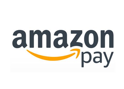 Zahlungsart Amazon als Icon