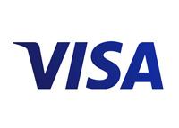 Zahlungsart Visa als Icon