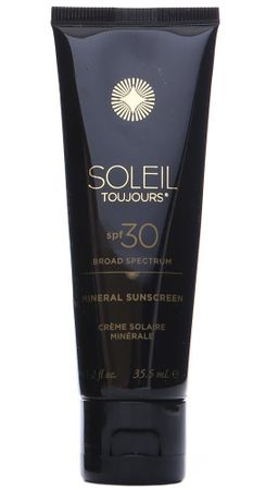 100% Mineral Sunscreen - LSF 30