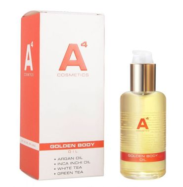 Golden Body Oil – Bild 1