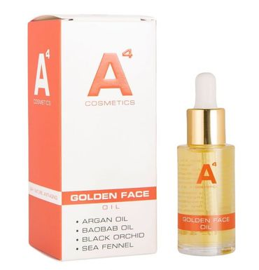 Golden Face Oil – Bild 1