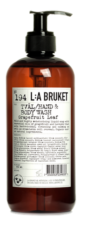 194 HAND & BODY WASH GRAPEFRUIT LEAF