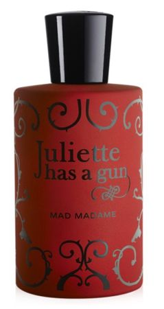 Mad Madame Parfumflakon von Juliette has a gun