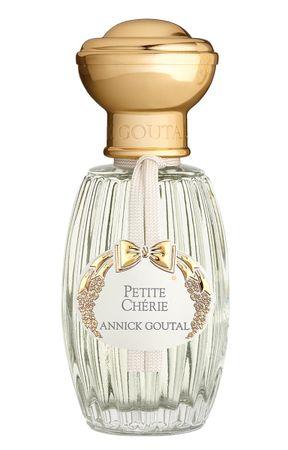 Verpackung Parfumflakon Petite Cherié von Annick Goutal