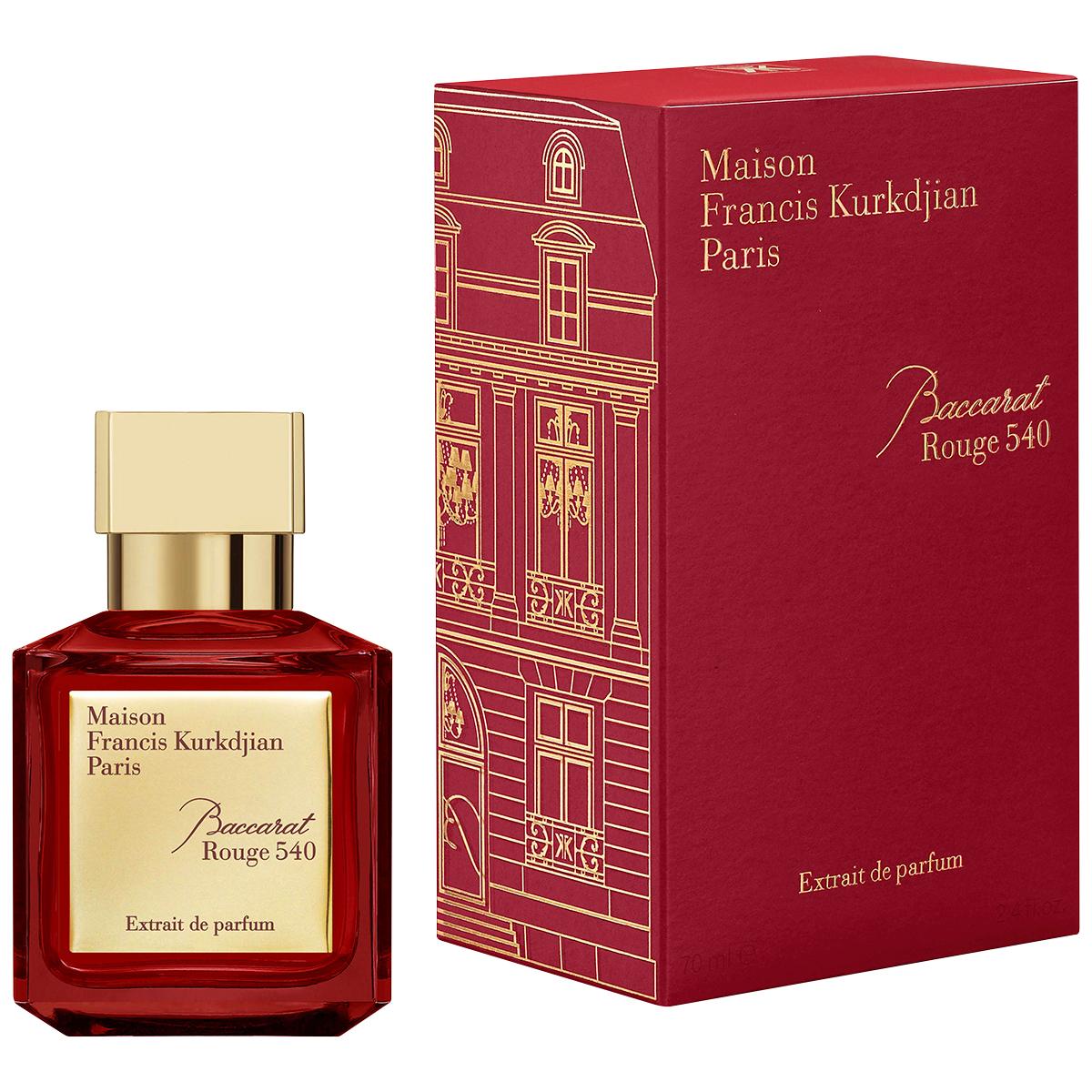 Baccarat Rouge 540 Extrait de Parfum – Bild 1