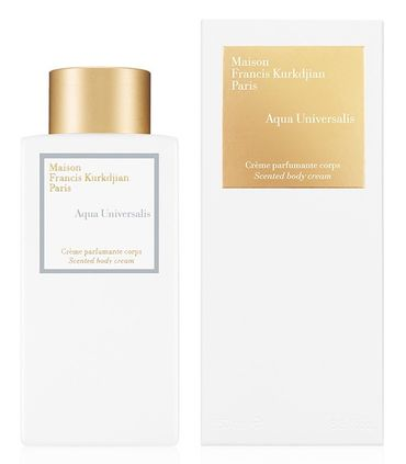 Aqua Universalis Scented Body Cream