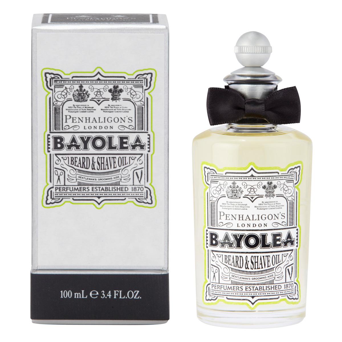 Bayolea Beard & Shave Oil – Bild 1