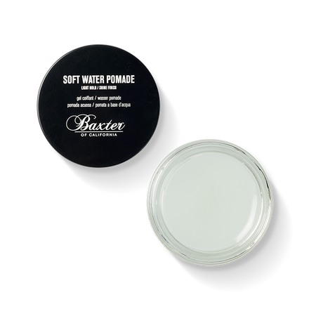 SOFT WATER POMADE – Bild 1