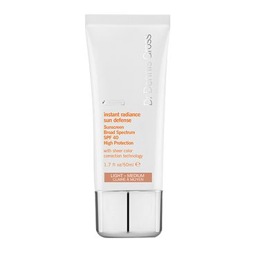 Instant Radiance Sun Defense SPF40