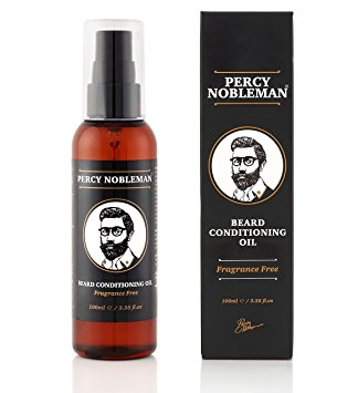 BEARD CONDITIONING OIL FRAGRANCE FREE – Bild 1