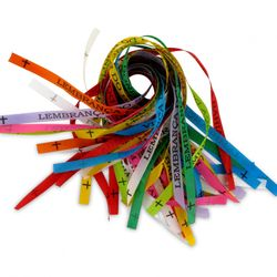 10 Bonfim Bänder, verschiedene Farben