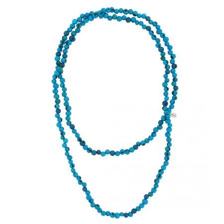 Lange Halskette aus Acai Samen, 150cm, in vielen Farben erhältlich, original Sambaia