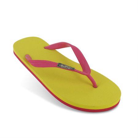 Feelfine'z: Canaria, gelb - pink