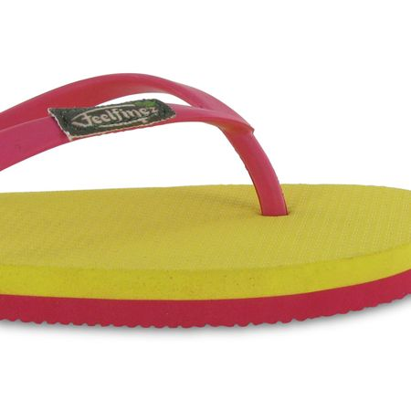 Feelfine'z: Canaria Kids, gelb - pink – Bild 6