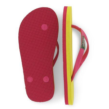 Feelfine'z: Canaria Kids 33/34, gelb - pink – Bild 5
