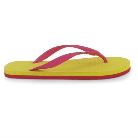 Feelfine'z: Canaria 39/40, gelb - pink – Bild 3
