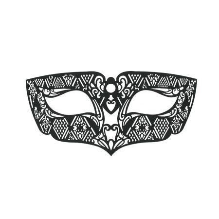 SiaLinda: Maske Koharu, selbsthaftend. Perfekt auch für Brillenträger!