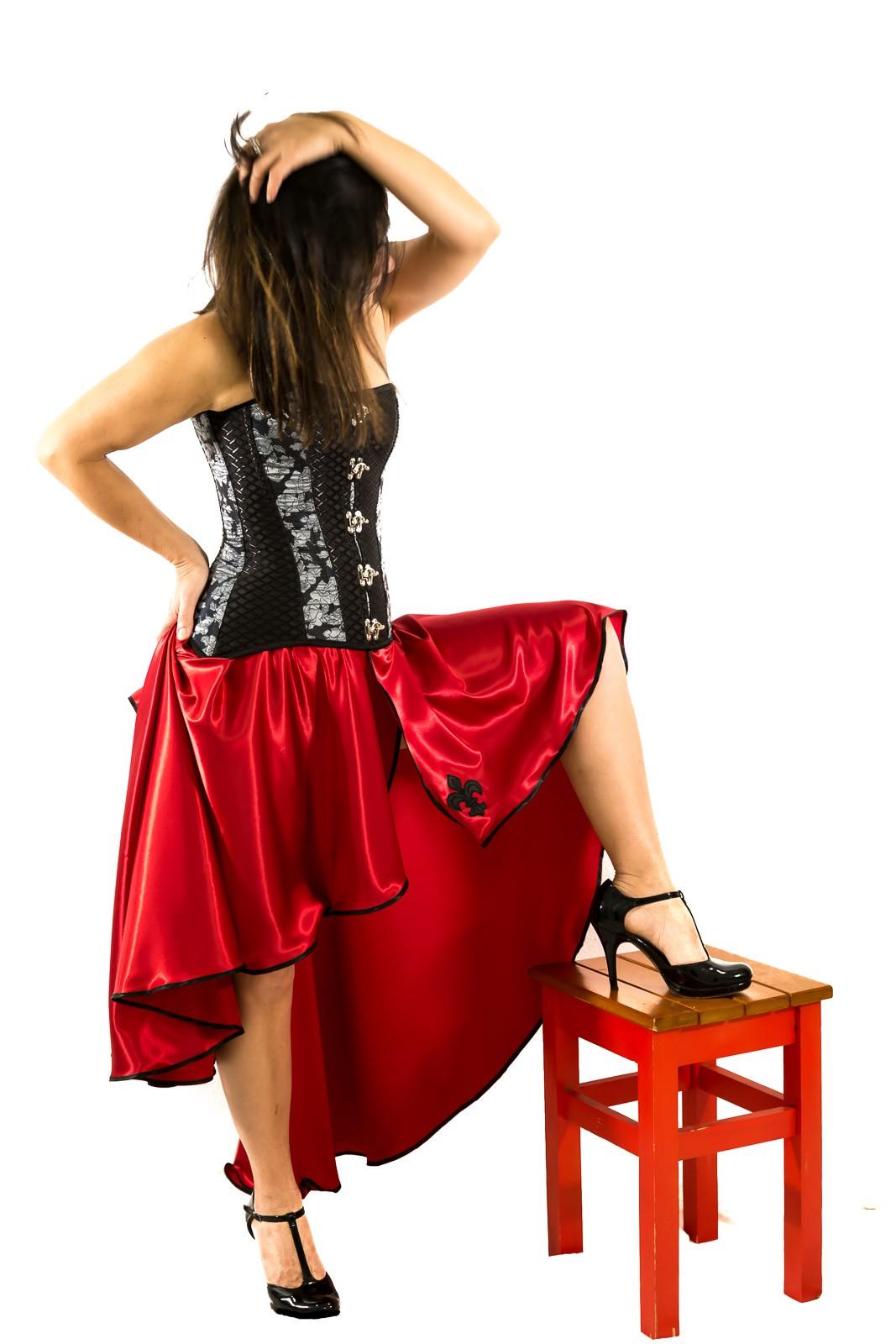 eea243c5892c Rock der O, sexy Röcke von SiaLinda