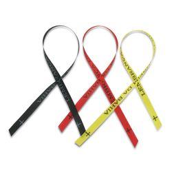Belgien Fan 3 Bonfim Bänder schwarz, rot, gelb