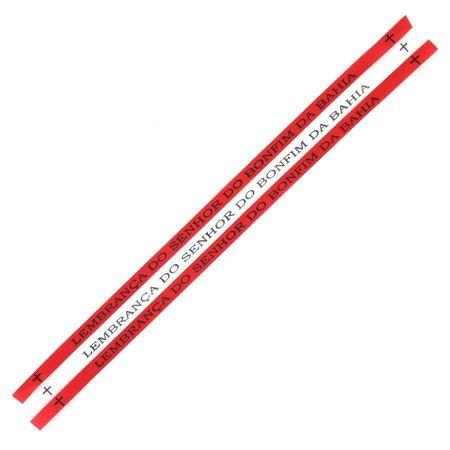 Dänemark Fan 3 Bonfim Bänder  rot, weiss, rot