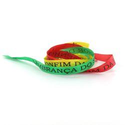 Portugal Fan 3 Bonfim Bänder grün, rot, gelb