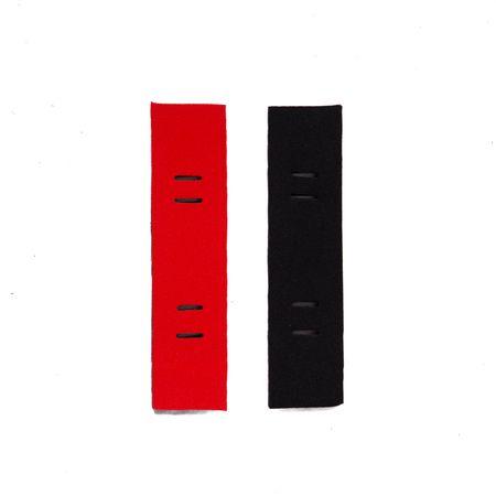 SiaLinda: Ersatz Neoprenpolster für Arm-Manschetten, Armbänder