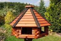 Luxus Vogelhaus, absolut einzigartiger Blickfang 001