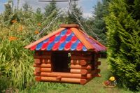 Luxus Vogelhaus Futterhaus zum aufhängen, hängend V13 004