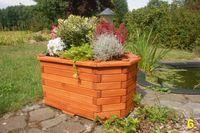 Blumentreppe, Blumenleiter, Pflanztreppe, Holz behandelt versch Farben / Modelle 006