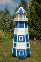XL-XXL Leuchtturm wahlweise mit Solar oder 230V Netzanschluss, LED Beleuchtung 003