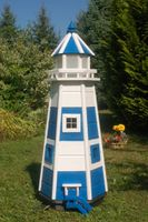 XL-XXL Leuchtturm wahlweise mit Solar oder 230V Netzanschluss, LED Beleuchtung Bild 5